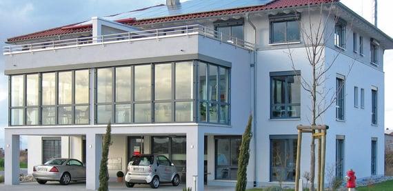 Serramenti pvc-alluminio - Finstral